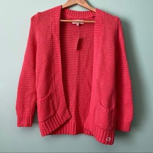 NWT Gilly Hicks Open Cardigan